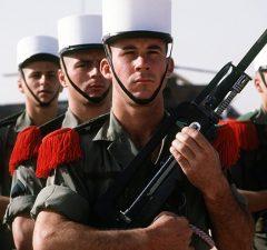 Иностранный легион во Франции