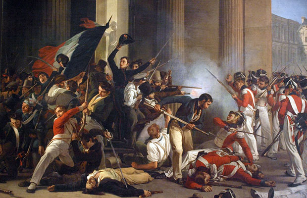 an analysis of the society during the french revolution from 1789 to 1799 The french revolution of 1789-1799 was one of the most (history analysis of the french revolution during despotism the french society divided.