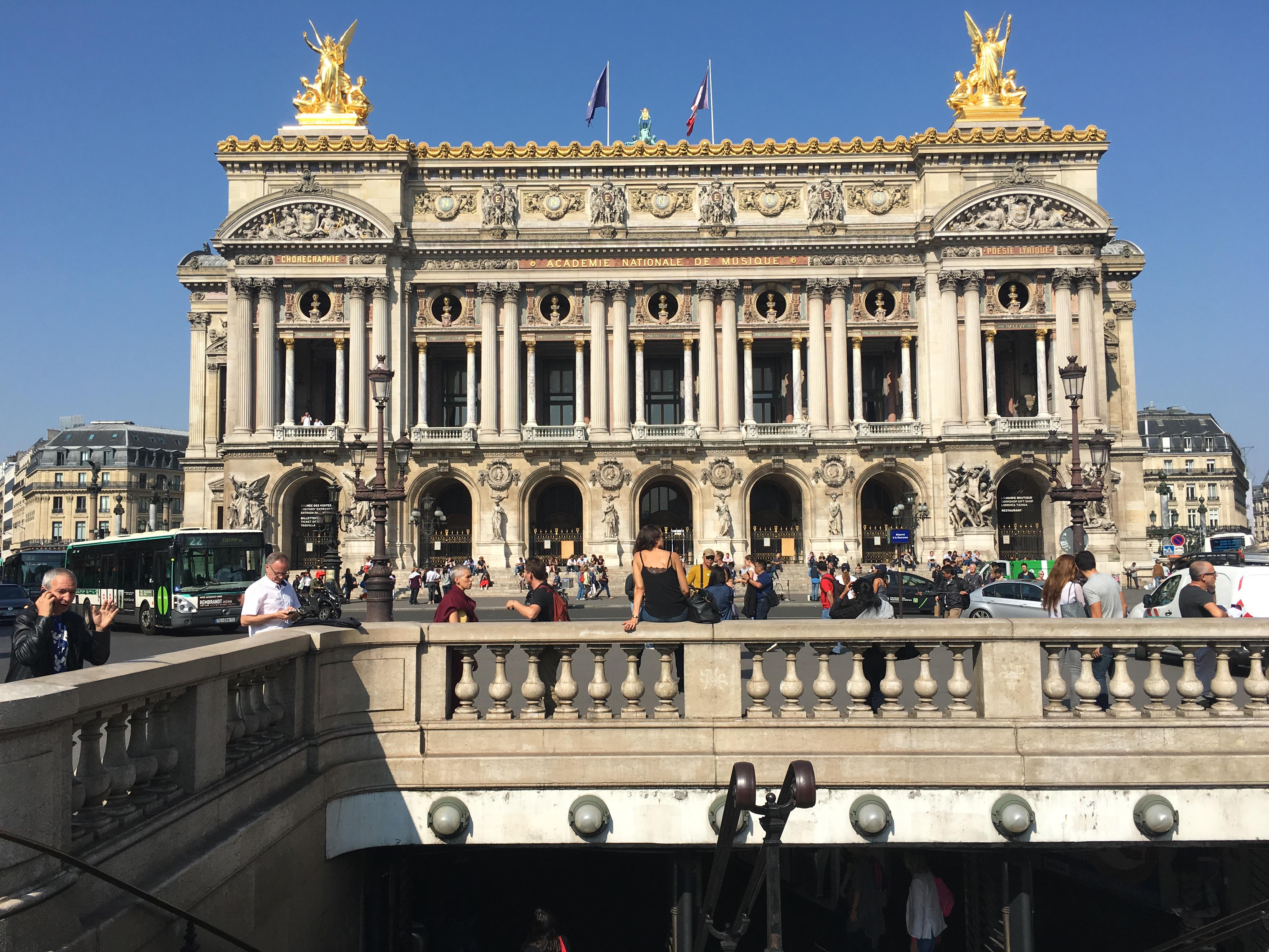 Опера в стиле барокко