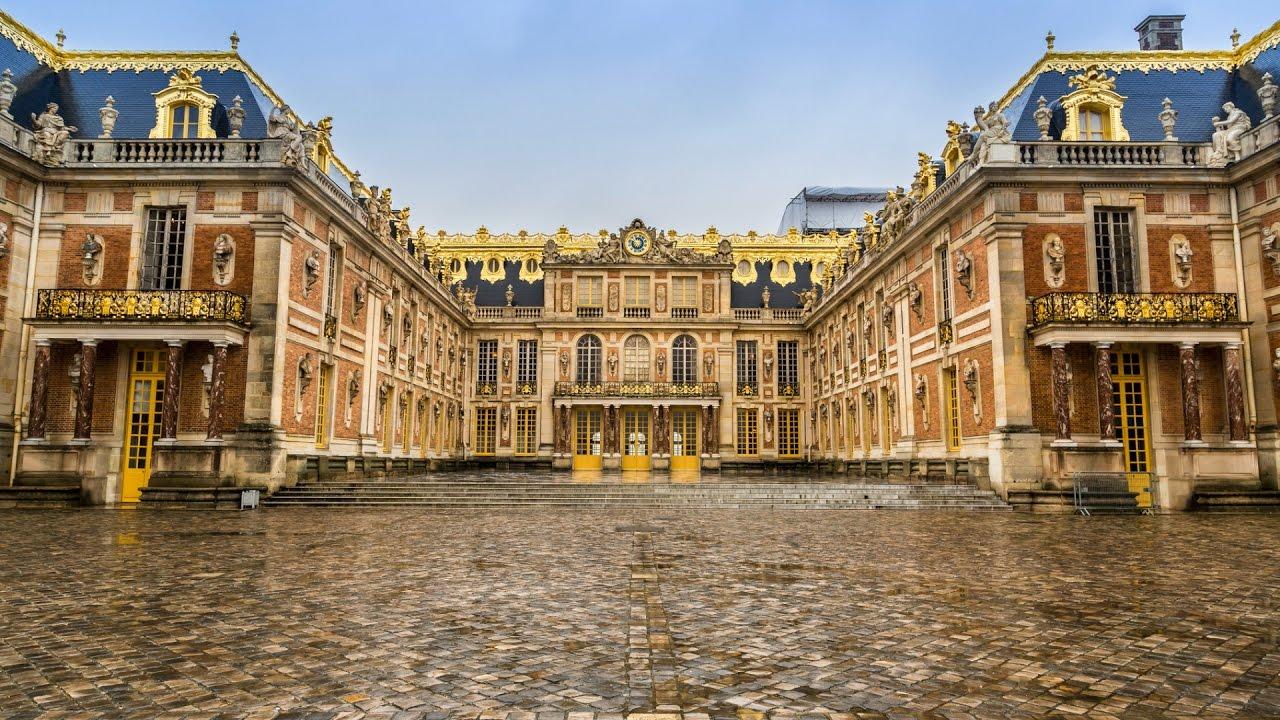 Солнечный Версаль для Короля Солнце
