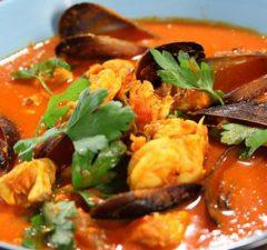 Суп буйабес