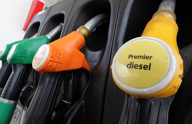 Бензин во Франции