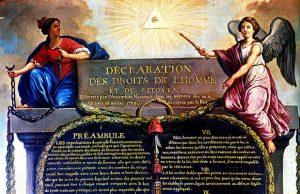 Декларация прав человека и гражданина 1789 г.