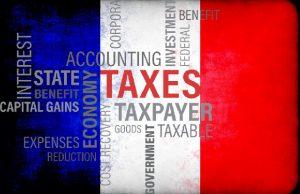 Налоги во Франции