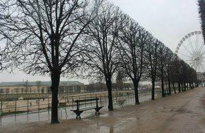 париж февраль